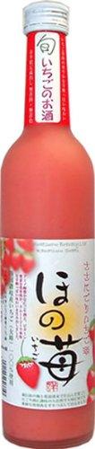川鶴 ささにごりと旬いちごのお酒 ほの苺500ml