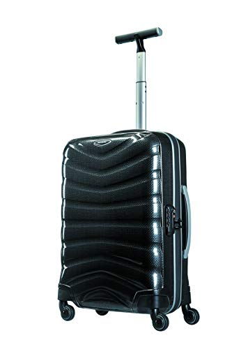 Samsonite 48574 Firelight Hard Side Spinner Suitcase, Charcoal, 55 Centimeters