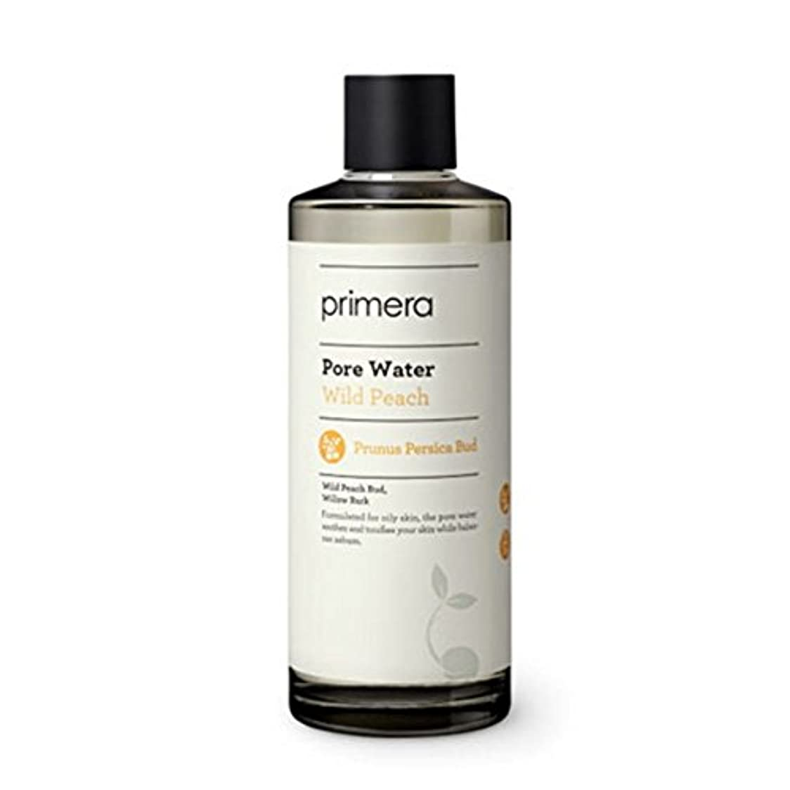 ルビージェット二層【プリメーラ】 PRIMERA Wild Peach Pore Water ワイルドピッチフォアウォーター 【韓国直送品】 OOPSPANDA