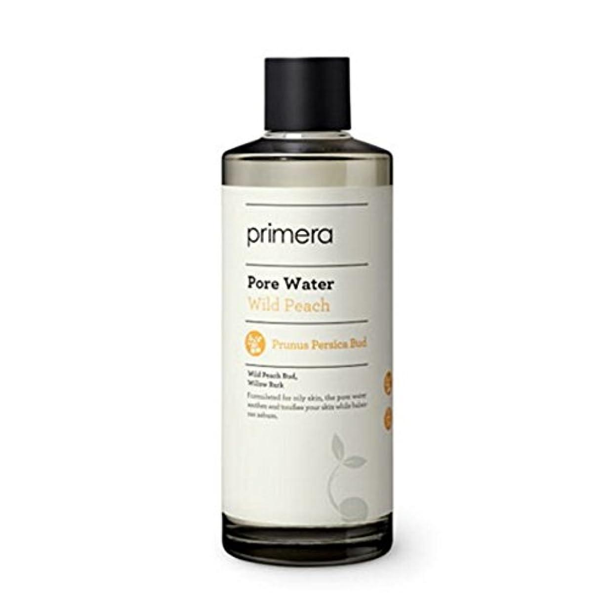 で教育者記念日【プリメーラ】 PRIMERA Wild Peach Pore Water ワイルドピッチフォアウォーター 【韓国直送品】 OOPSPANDA