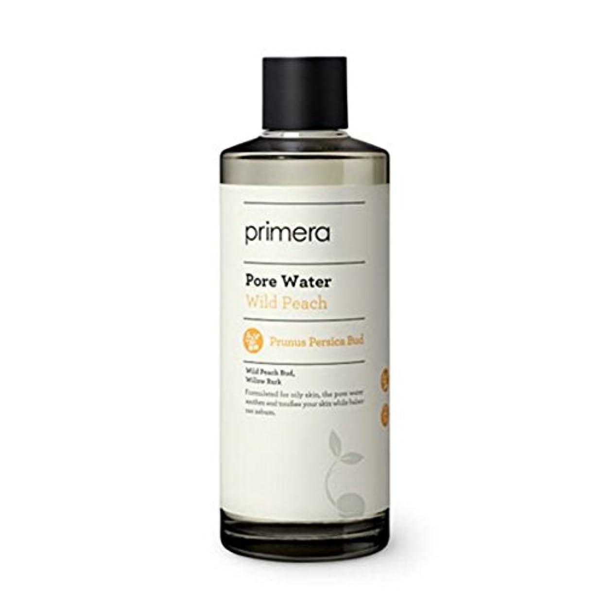 限定解任枝【プリメーラ】 PRIMERA Wild Peach Pore Water ワイルドピッチフォアウォーター 【韓国直送品】 OOPSPANDA