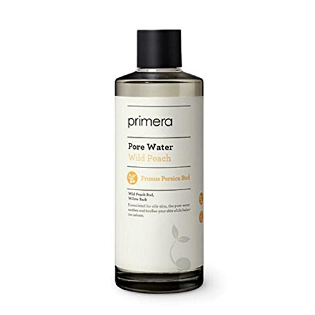 下位体系的に命令的【プリメーラ】 PRIMERA Wild Peach Pore Water ワイルドピッチフォアウォーター 【韓国直送品】 OOPSPANDA