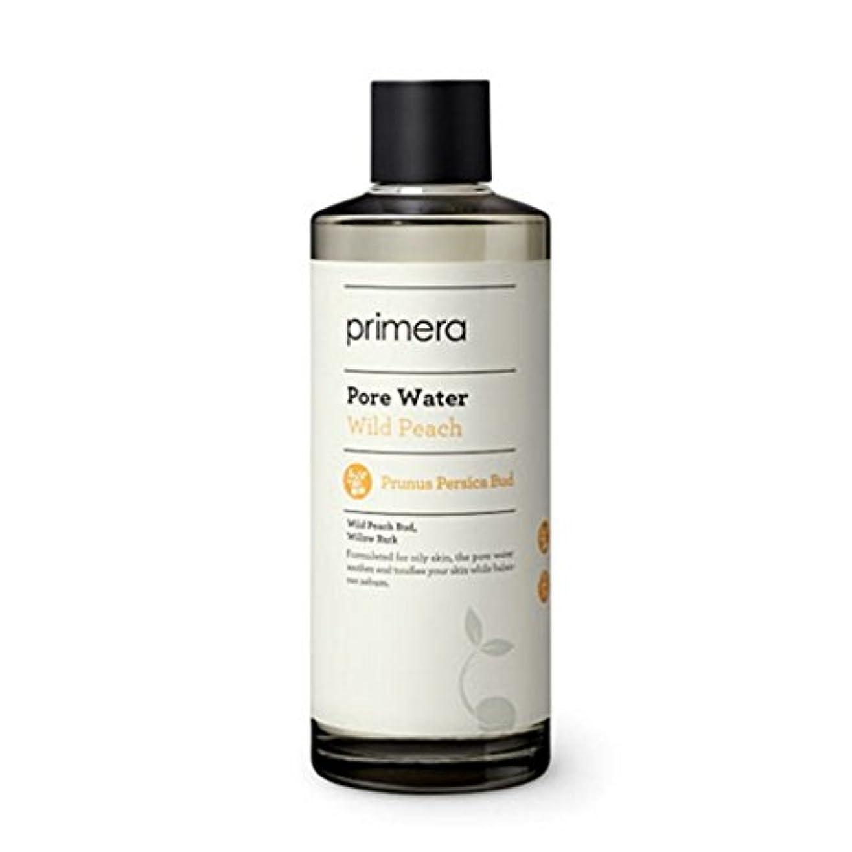 男やもめ艦隊【プリメーラ】 PRIMERA Wild Peach Pore Water ワイルドピッチフォアウォーター 【韓国直送品】 OOPSPANDA