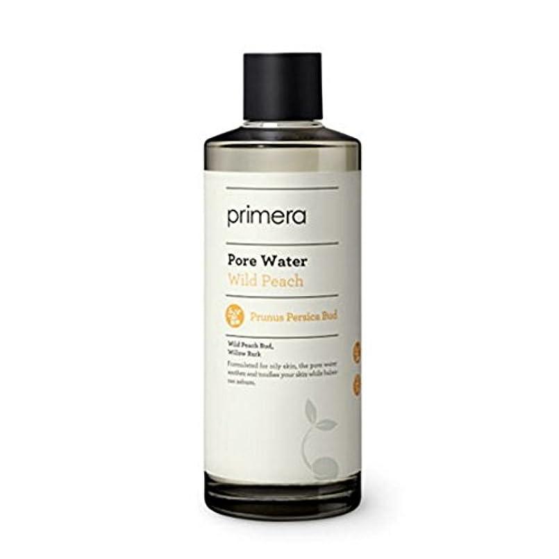 緊張するタフ設計図【プリメーラ】 PRIMERA Wild Peach Pore Water ワイルドピッチフォアウォーター 【韓国直送品】 OOPSPANDA
