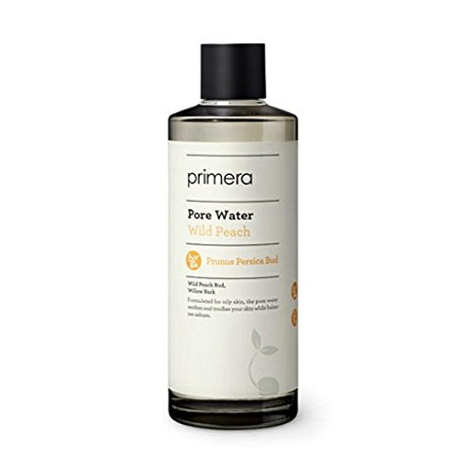 テロルールオゾン【プリメーラ】 PRIMERA Wild Peach Pore Water ワイルドピッチフォアウォーター 【韓国直送品】 OOPSPANDA
