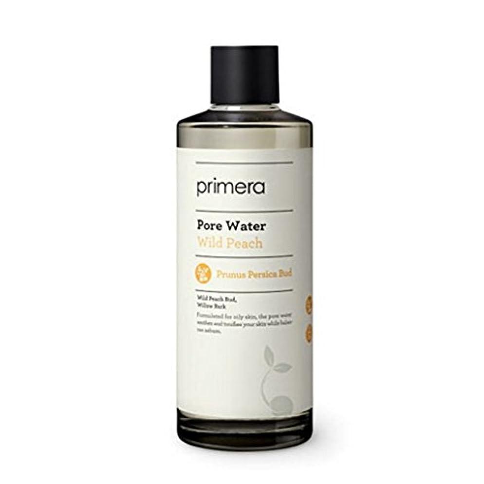 第五オリエンタル虎【プリメーラ】 PRIMERA Wild Peach Pore Water ワイルドピッチフォアウォーター 【韓国直送品】 OOPSPANDA