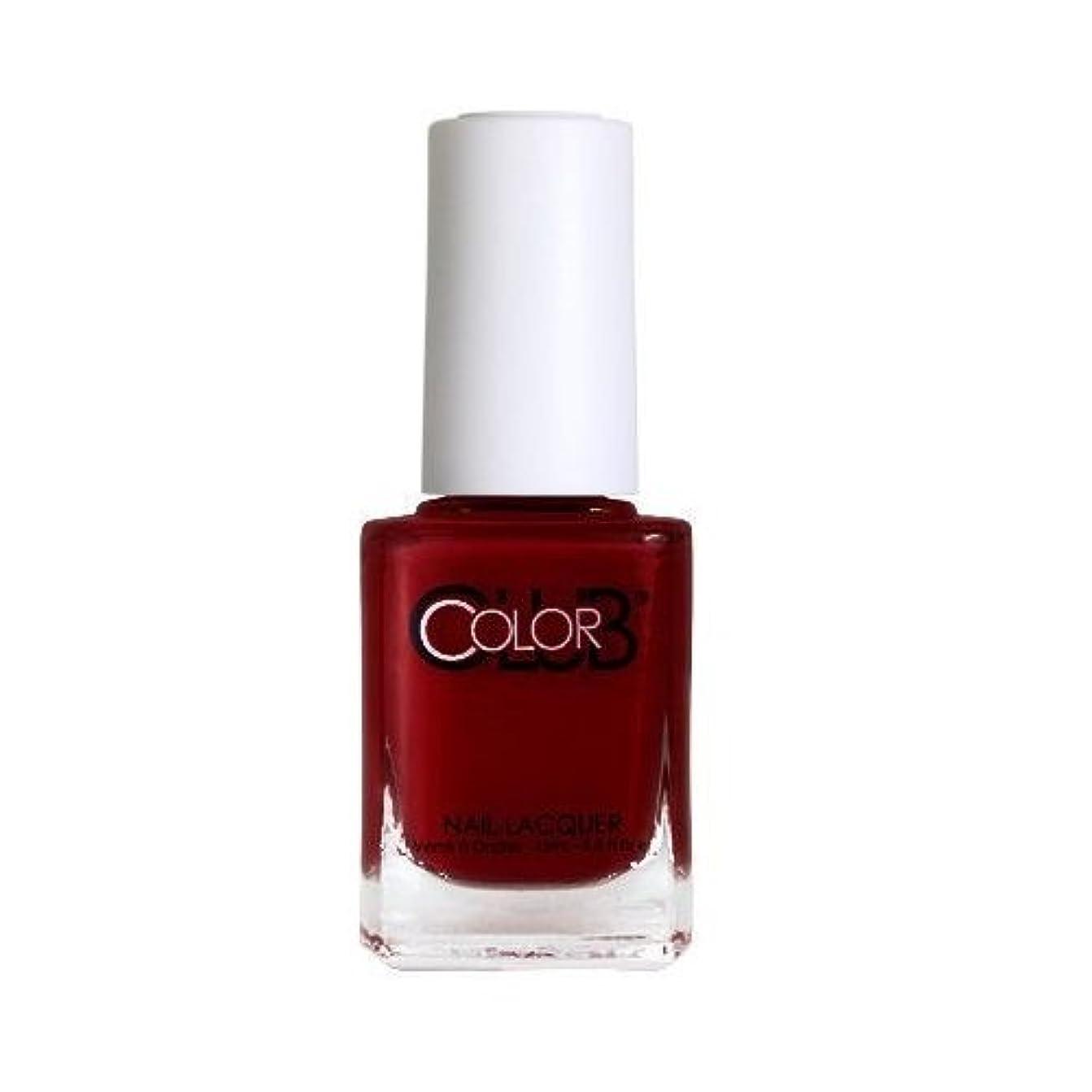 もっとジョブ略すDUP フォーサイス COLOR CLUB 920 Red-ical Gypsy (15mL)