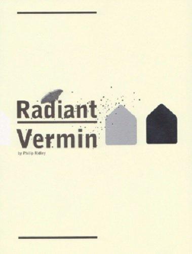 レディエント・バーミン Radiant Vermin パンフレット 高橋一生