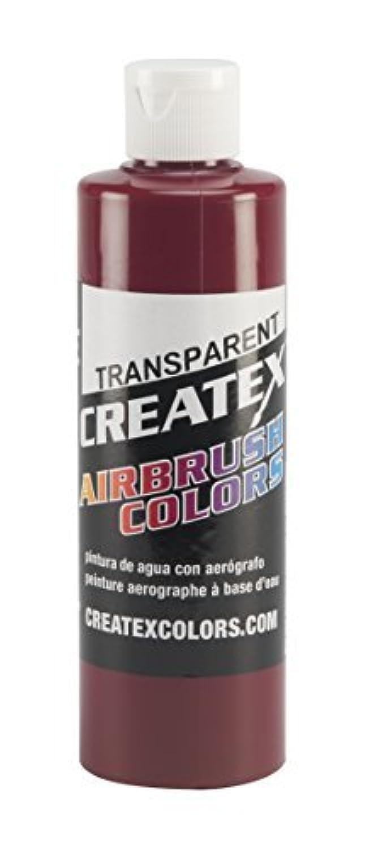 Createx Colors Paint for Airbrush 8 oz Transparent Burgundy [並行輸入品]