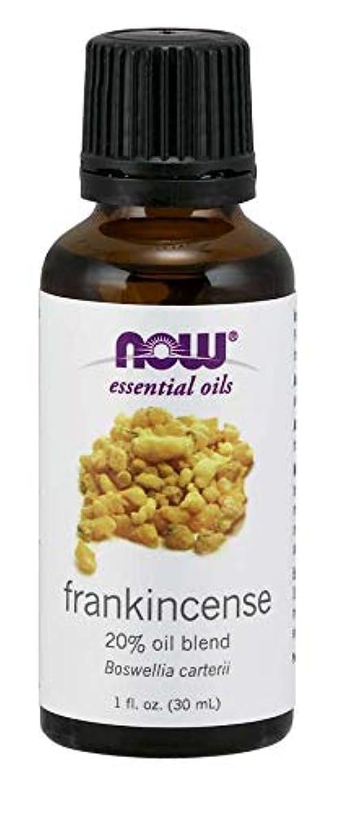 解釈する騒々しいあいまいな海外直送品Now Foods Frankincense Oil, 20% Oil Blend, 1 OZ (Pack of 2)