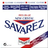 SAVAREZ 570NRJ NEW CRISTAL クラシックギター弦×3SET