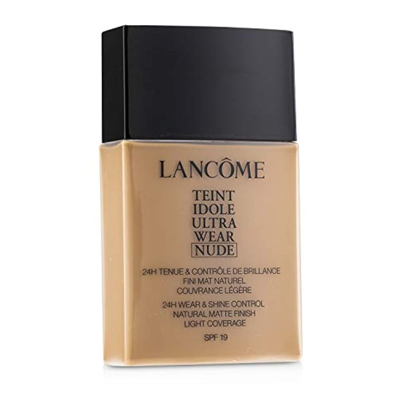 性別孤児オンスランコム Teint Idole Ultra Wear Nude Foundation SPF19 - # 06 Beige Cannelle 40ml/1.3oz並行輸入品