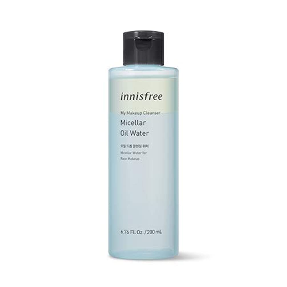 細断ラグ突進【innisfree】マイメイククレンザー - ミシェルとオイルウォーター200mL My Makeup Cleanser - Micellar Oil Water