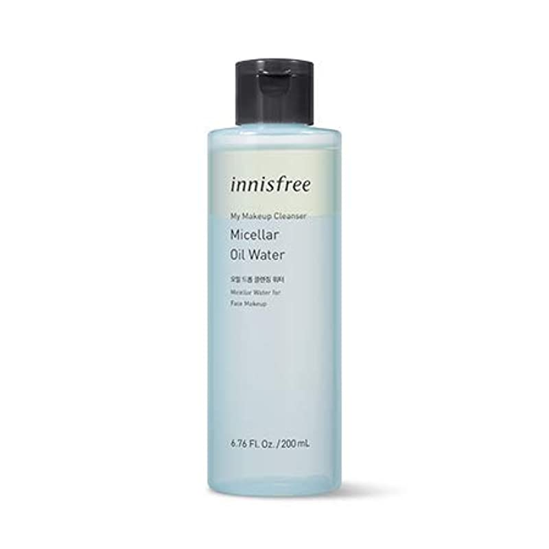 看板最小化する一【innisfree】マイメイククレンザー - ミシェルとオイルウォーター200mL My Makeup Cleanser - Micellar Oil Water