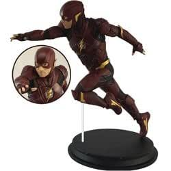 Icon Heroes Justice League Movie : The Flash Toy Figure Resin Statue