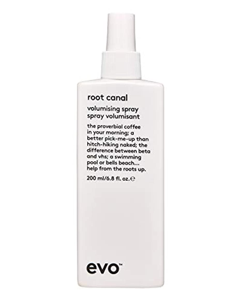 主張キャメル何もないEvo Root Canal Volumising Spray (For All Hair Types, Especially Fine Hair) 200ml/6.8oz
