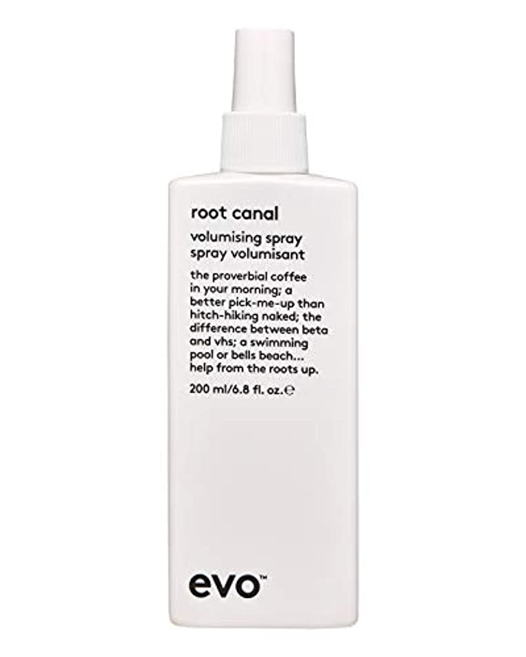 広々とした王朝幸運なEvo Root Canal Volumising Spray (For All Hair Types, Especially Fine Hair) 200ml/6.8oz