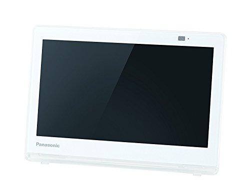 パナソニック 10V型 ポータブル液晶テレビ 防水タイプ プライベート・ビエラ ホワイト UN-10E7-W