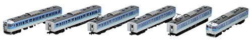 TOMIX Nゲージ 92830 JR 115-1000系近郊電車 (長野色・C編成)セット