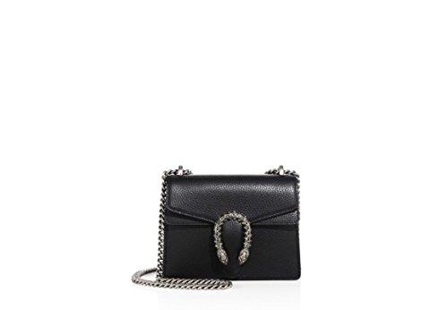 (グッチ) Gucci Mini Dionysus Leather Chain Shoulder Bag ミニ ディオニュソス レザー チェーンショルダー バッグ (並行輸入品) dolzikgoo