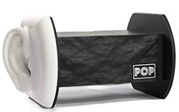 バイノーラルマイク DuoPop2.0 シリコン製の擬似耳 超低ノイズ高性能マイク