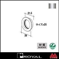 e-kanamono ロイヤル フィス ハンガーホイール FI-HW 25 ステンレスヘアライン