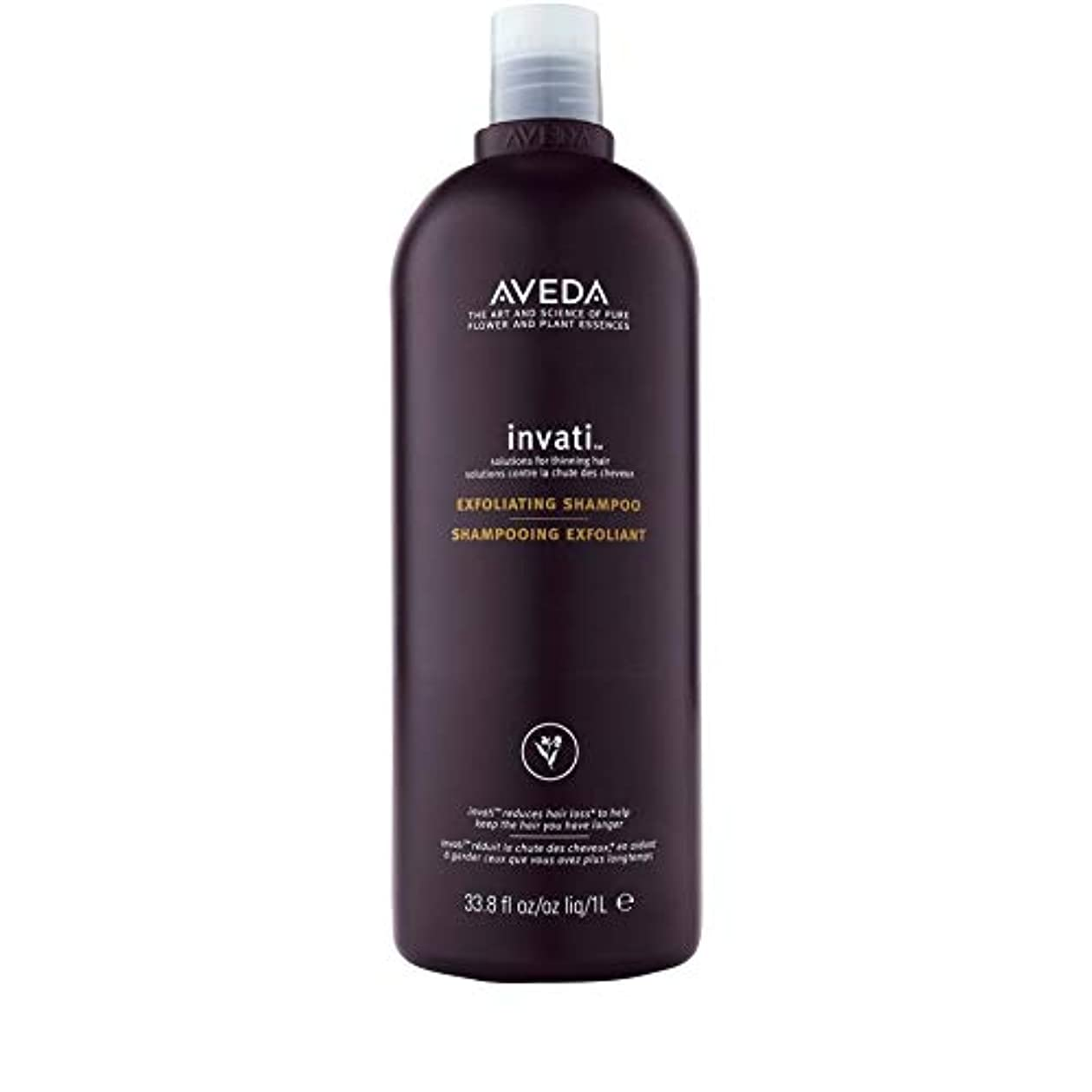フォーラムまともな無傷[AVEDA ] アヴェダInvati角質シャンプー1リットル - Aveda Invati Exfoliating Shampoo 1L [並行輸入品]