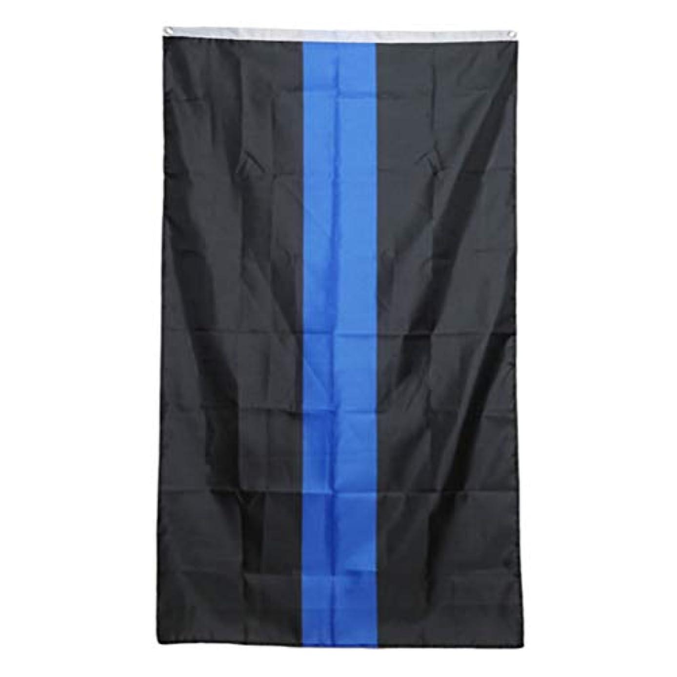 悲観主義者ウナギ恩赦Flybloomポリエステルアメリカ国旗の非公式の星条旗、赤いストリップ