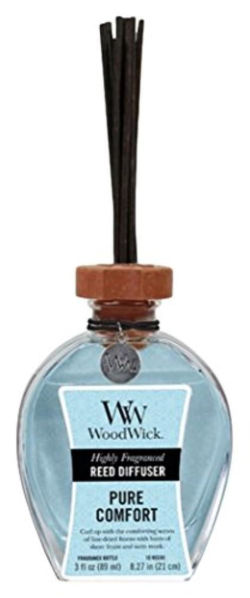時計スクランブルコンパクトWood Wick ウッドウィック リードディフューザーS コンフォート