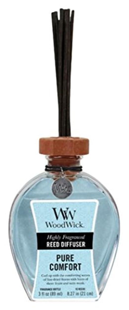 小間チャンピオン花弁Wood Wick ウッドウィック リードディフューザーS コンフォート