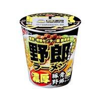 サンヨー食品 サッポロ一番 野郎ラーメン豚骨野郎ラーメン 1箱(12入)