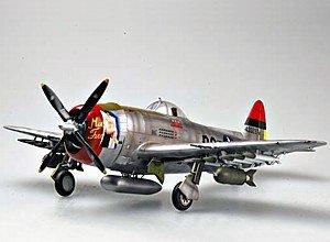 1/32 P-47D サンダーボルト バブルキャノピー