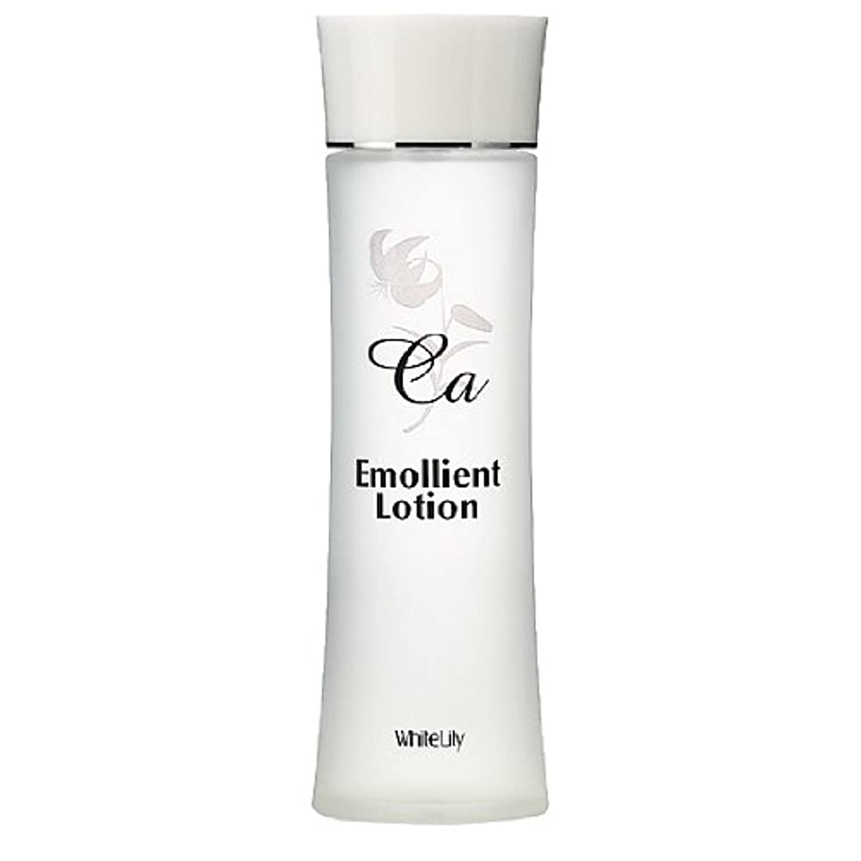 ループ香水有益ホワイトリリー CAエモリエントローション 120mL 化粧水