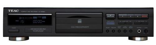 [해외]TEAC CD-RW890 CD 플레이어 | 레코더 (블랙 조치 병행)/TEAC CD-RW 890 CD player | recorder (black parallel import)