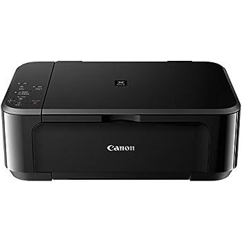 Canon インクジェットプリンター複合機 PIXUS MG3630 BK ブラック