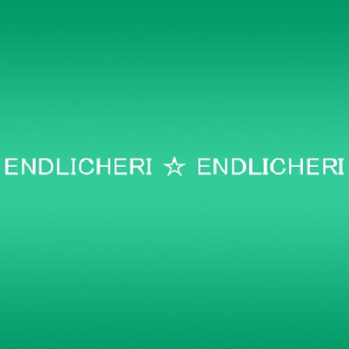 胸宇宙 ENDLICHERI ☆ ENDLICHERI Documentary (期間限定生産) [DVD]