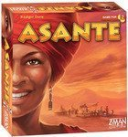 Asante : Economic Card game by Z-Man Games [並行輸入品]