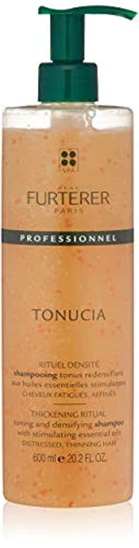 電気陽性データム鷹ルネ フルトレール Tonucia Thickening Ritual Toning and Densifying Shampoo - Distressed, Thinning Hair (Salon Product)...