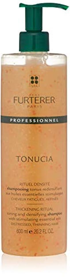 ルネ フルトレール Tonucia Thickening Ritual Toning and Densifying Shampoo - Distressed, Thinning Hair (Salon Product)...