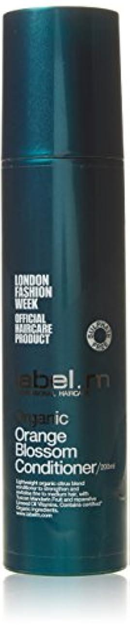 習熟度罰する地上のLabel MOrganic Orange Blossom Conditioner (For Fine to Medium Hair) 200ml/6.8oz【海外直送品】