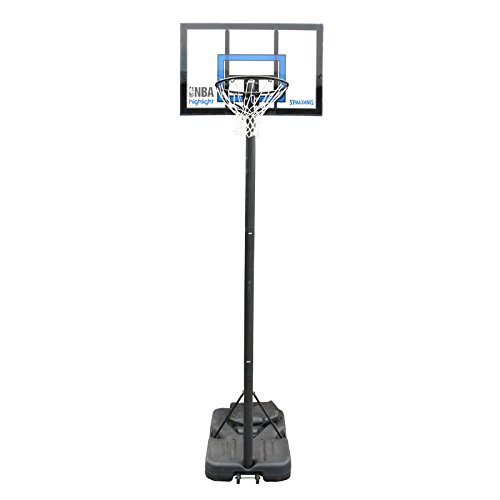 ハイライトアクリルポータブル バスケットゴール 7745...