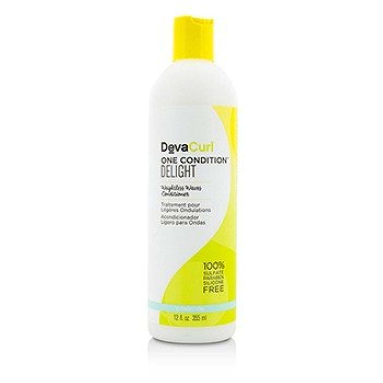 ローマ人アイデア上院[DevaCurl] One Condition Delight (Weightless Waves Conditioner - For Wavy Hair) 355ml/12oz