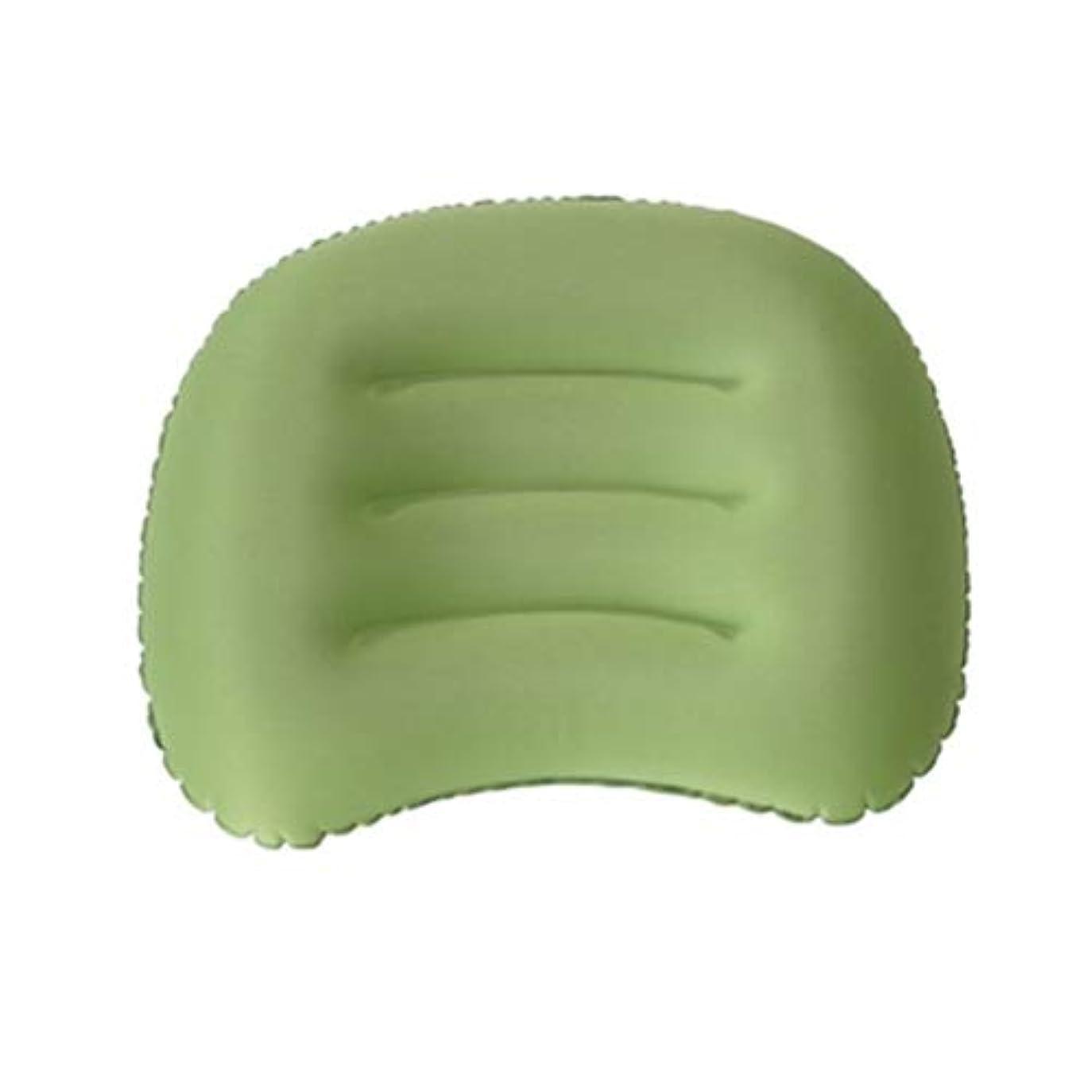 タバコ実際のスクランブルHNJZX エアーピロー 空気枕 旅行用枕 キャンプ枕 手動プレス式 エアー枕 キャンプ枕 携帯枕 超軽量 収納ポーチ付き