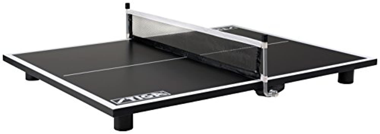 STIGA(スティガ) 卓球 スーパーミニ卓球台 ブラック 7158-00