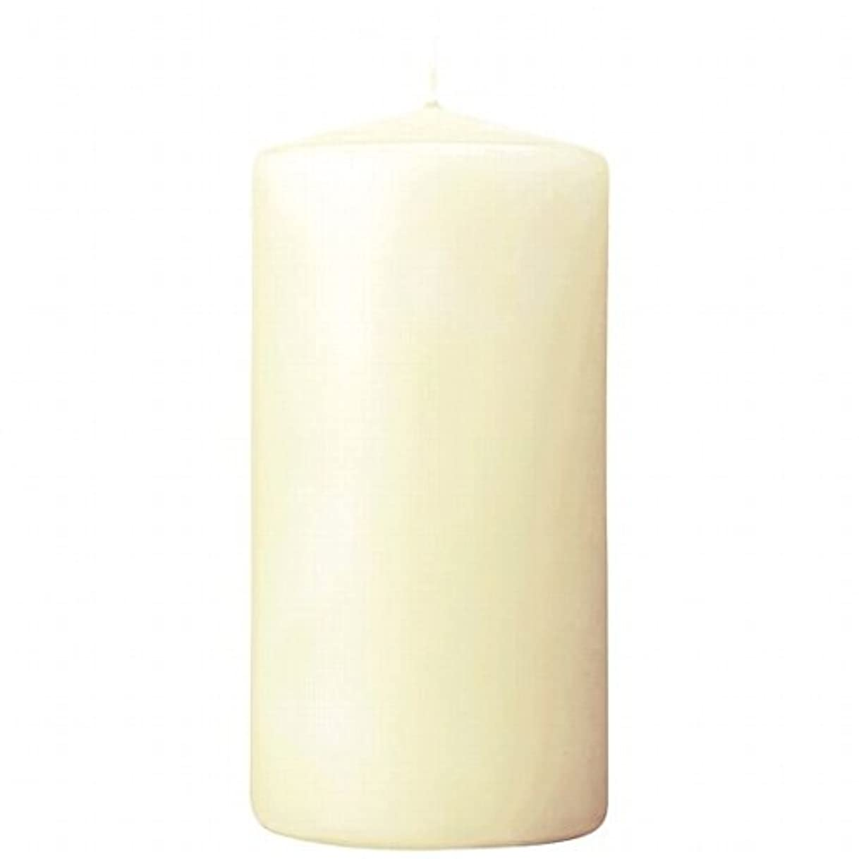 トークレンディション小屋カメヤマキャンドル(kameyama candle) 3×6ベルトップピラーキャンドル 「 アイボリー 」
