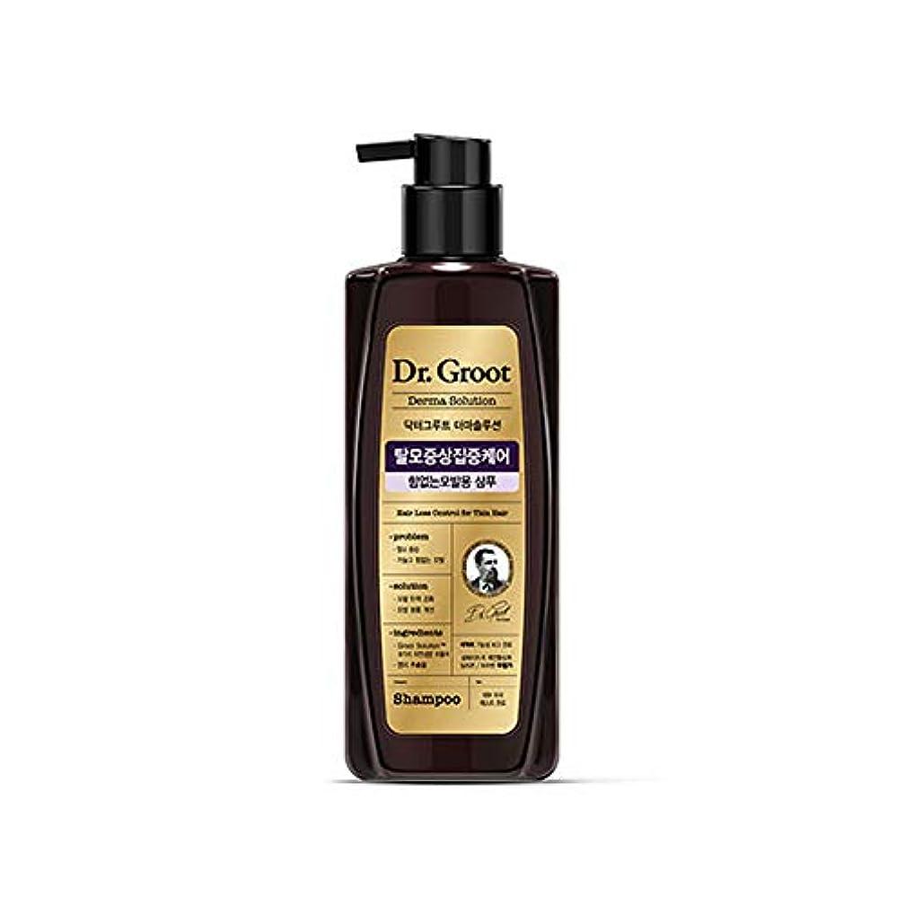 パステル地質学アリ【Dr.Groot】 ドクターグルート Dr.グルート 脱毛防止シャンプー 弱い髪質用(Anti Hair Loss Shampoo -For weak hair-)