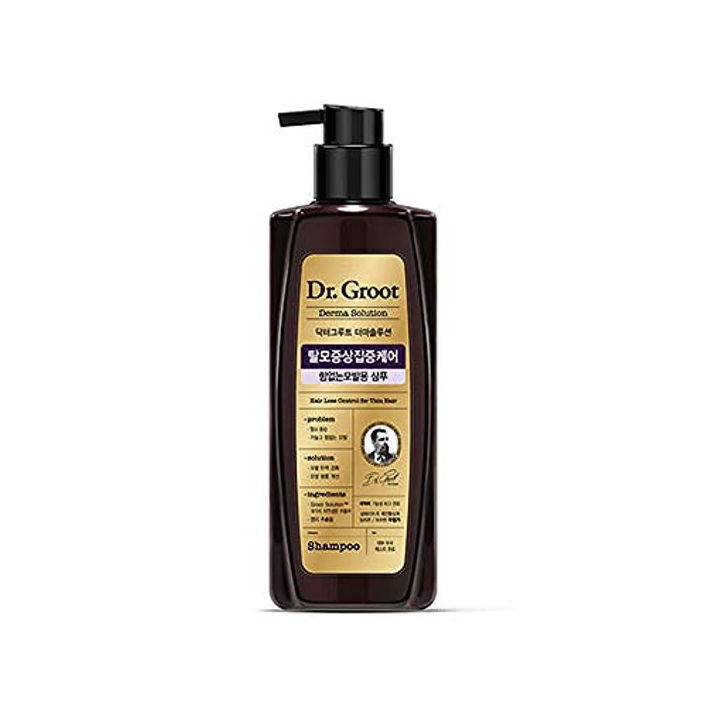 対処する日記メディック【Dr.Groot】 ドクターグルート Dr.グルート 脱毛防止シャンプー 弱い髪質用(Anti Hair Loss Shampoo -For weak hair-)