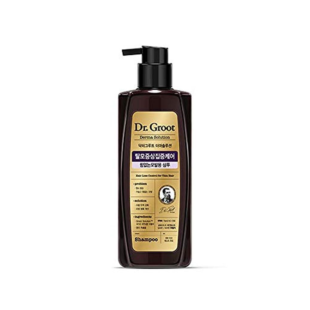 ラックバー弱まる【Dr.Groot】 ドクターグルート Dr.グルート 脱毛防止シャンプー 弱い髪質用(Anti Hair Loss Shampoo -For weak hair-)
