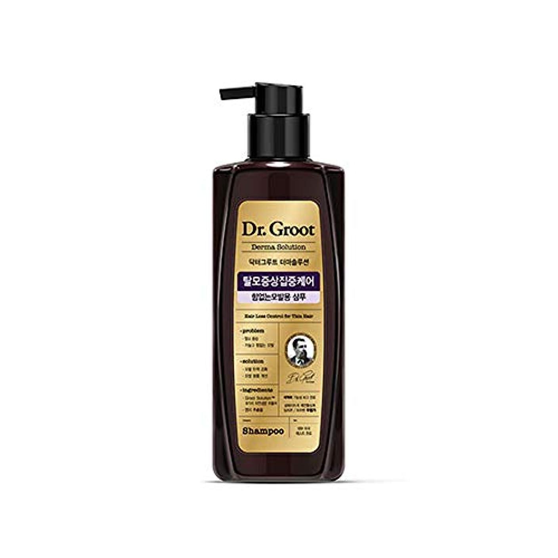 居間縁近所の【Dr.Groot】 ドクターグルート Dr.グルート 脱毛防止シャンプー 弱い髪質用(Anti Hair Loss Shampoo -For weak hair-)