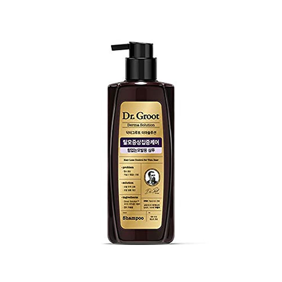 机修理工ストレッチ【Dr.Groot】 ドクターグルート Dr.グルート 脱毛防止シャンプー 弱い髪質用(Anti Hair Loss Shampoo -For weak hair-)